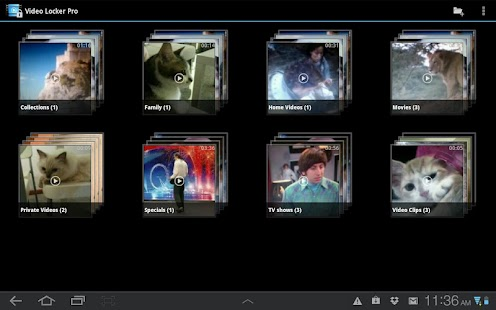 Video Locker - Hide Videos Screenshot 8