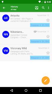 Compail - email app - screenshot thumbnail