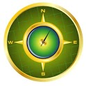 Compass GPS HD icon