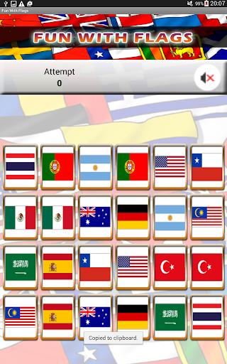 免費下載解謎APP|Fun With Flags Matching Game app開箱文|APP開箱王