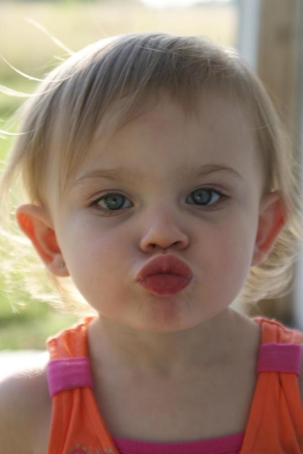 MooWah to all my peeps !!! xoxo Brooklyn by Sherri Perkins - Babies & Children Child Portraits