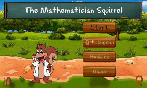 The Mathematician Squirrel