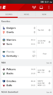 ESPN - screenshot thumbnail