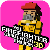 Firefighter Rescue Games 3D