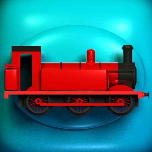 SteamTrains 街機 App LOGO-硬是要APP