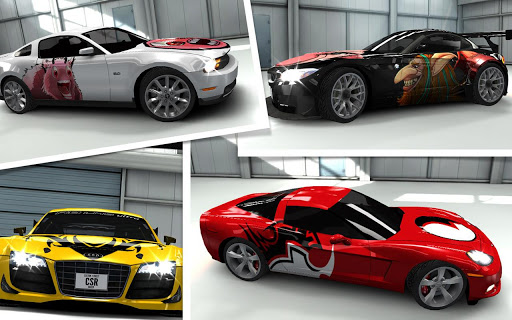 csr racing hack - version 3 4