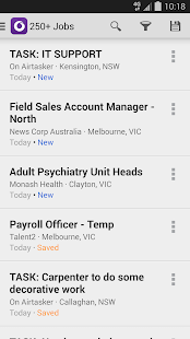 CareerOne Job Search- screenshot thumbnail