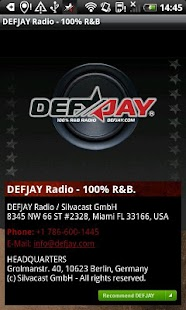 DEFJAY – 100% R&B - screenshot thumbnail