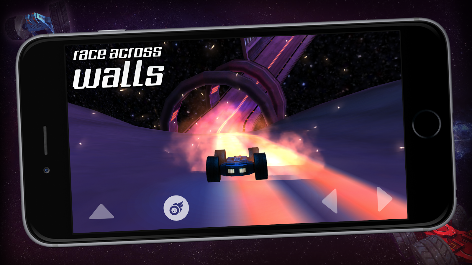 Wall Race - Speed Racing- screenshot