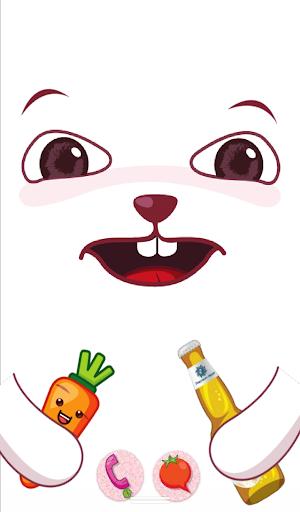 티아 락커 토끼 테마