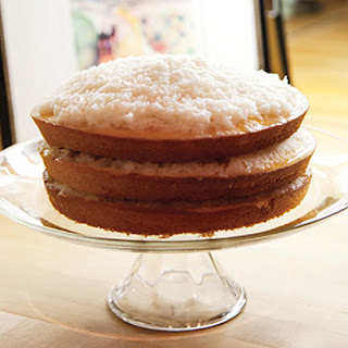 Laurie Osteen's Coconut Cake