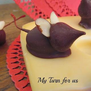 Chocolate Cherry Mice.