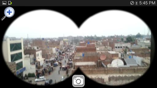 双眼鏡スパイカメラ
