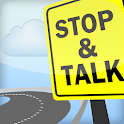 Stop & Talk icon