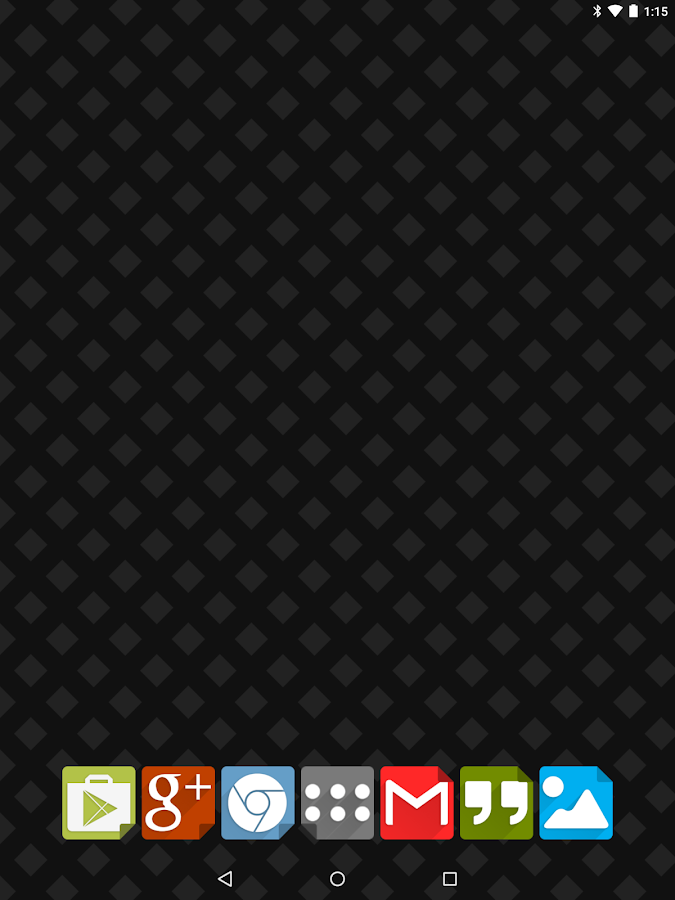 Colourant - Icon Pack- screenshot