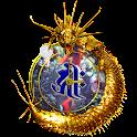 SeaDragon ClockWidget logo