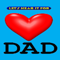 Happy Father's Day logo