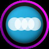 Modern Circle Pink - FN Theme