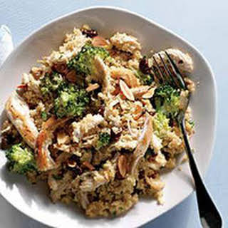 Chicken-Broccoli Couscous.