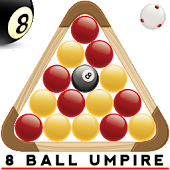 8 Ball Umpire Referee + Rules