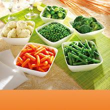 Abbildung Gemüse-Sortiment