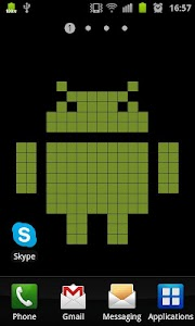 Smart Pixels Live Wallpaper screenshot 0