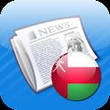 Oman News logo
