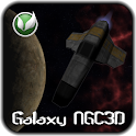 Android Galaxy NGC3D