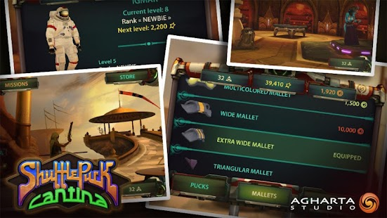 Shufflepuck Cantina Screenshot 28