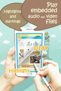 ezPDF CLEAR 4 Flipped Learning- screenshot thumbnail