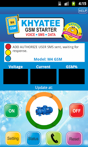 Khyatee GSM Starter