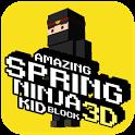 Ninja Warrior Ninjago Jump 2 icon