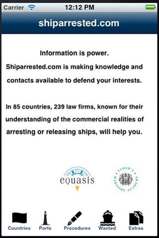 玩商業App|ShipArrested免費|APP試玩