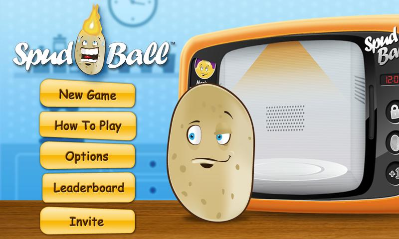 Spudball- screenshot