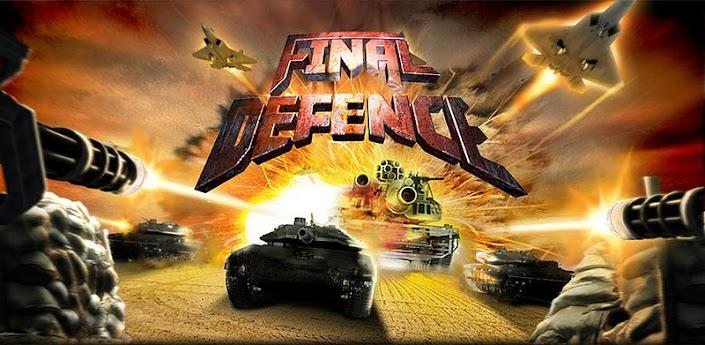 Final Defence Apk 1.1.2