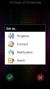 Christmas Ringtones Free - screenshot thumbnail