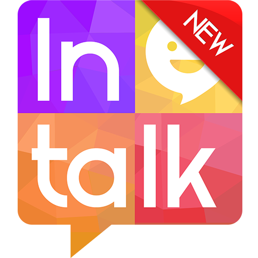 Intalk 日本 聊天 社交 App LOGO-硬是要APP