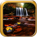 3D Waterfall HD - Galaxy S4 icon