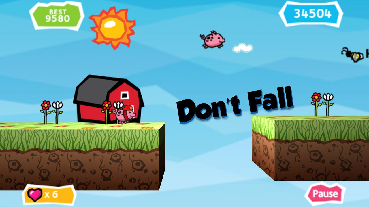 Pig Rush- screenshot