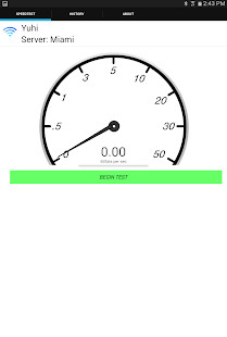 Speed Test - Internet- screenshot thumbnail