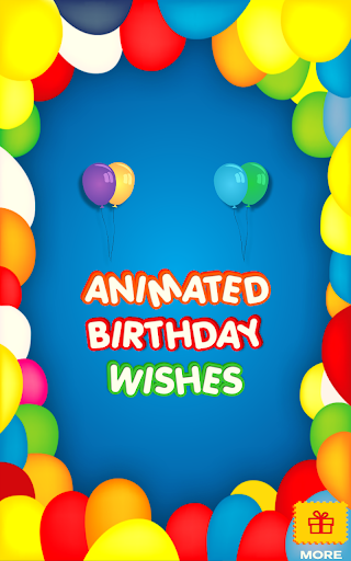 Download Animated Birthday Emoji Android Apps APK