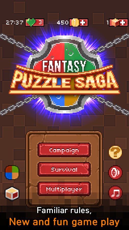Fantasy Puzzle Saga - screenshot