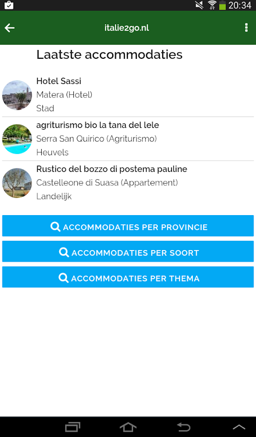 italie2go- screenshot