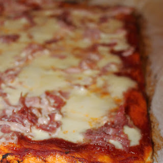 Meat Feast Pizza.