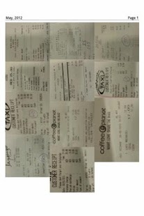 Receipt Catcher- screenshot thumbnail