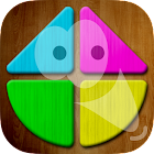 Shapes Mosaic Puzzle for Kids icon