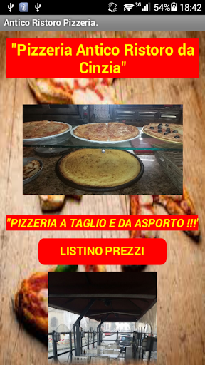 PIZZERIA ANTICO RISTORO PISA