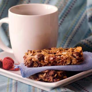 Gluten Free Vegan Breakfast Bars.