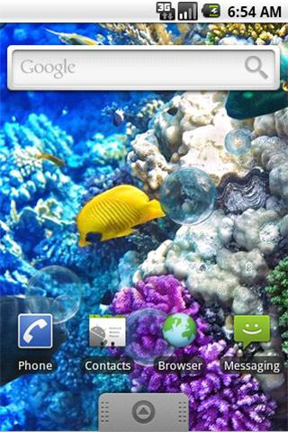 Live Wallpaper Water Free