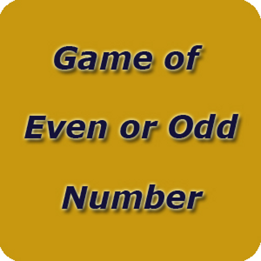Game of Even or Odd Number